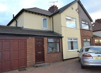 Thumbnail 3 bedroom semi-detached house to rent in Bailey Drive, Bootle, Liverpool