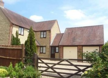 Thumbnail 4 bed detached house to rent in Olde Fairfield, Gillingham