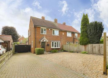3 bed semi-detached house for sale in Gonalston Lane, Epperstone, Nottinghamshire NG14