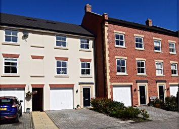 Thumbnail 4 bed town house for sale in St. Annes Court, Nantwich