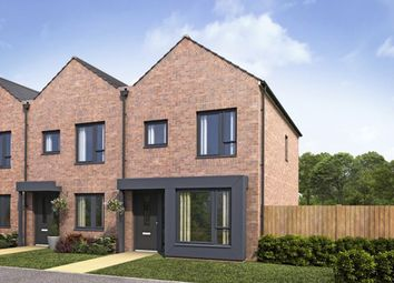 "Thumbnail 2 bed semi-detached house for sale in ""Caddington"" at Dunnock Lane, Cottam, Preston"