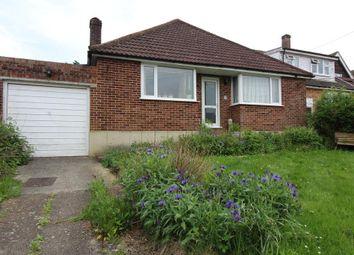 Thumbnail 3 bed detached bungalow for sale in Downe Avenue, Cudham, Sevenoaks, Kent