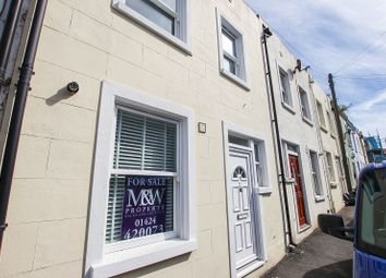 Thumbnail 3 bed terraced house for sale in Alfred Street, St. Leonards-On-Sea, East Sussex.