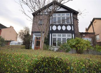 Thumbnail 3 bed detached house for sale in Bebington Road, Tranmere, Birkenhead
