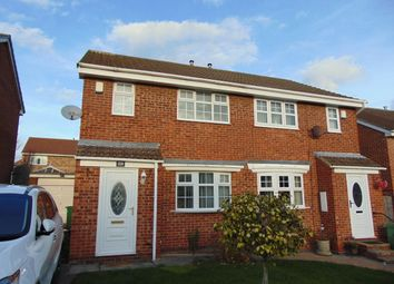 Thumbnail 3 bed semi-detached house to rent in Alderwood Close, Hartlepool