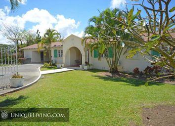 Thumbnail 4 bed villa for sale in Sandy Lane, Barbados, Caribbean
