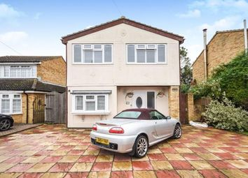 Thumbnail 3 bed detached house for sale in Silver End, Witham, Essex