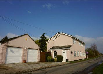 Thumbnail 4 bed detached house for sale in Little Common Lane, Goole
