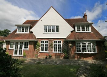 Thumbnail 4 bedroom detached house for sale in Haven Road, Canford Cliffs, Poole