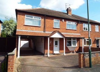 Thumbnail 5 bedroom semi-detached house for sale in Charlbury Road, Nottingham, Nottinghamshire