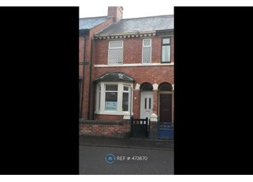 Thumbnail 3 bed terraced house to rent in Westwood Road, Leek