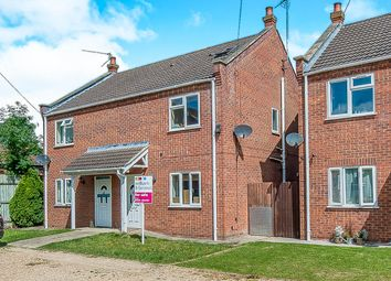 Thumbnail 4 bedroom semi-detached house for sale in Argyl Gardens, Wisbech