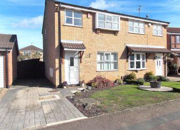 Thumbnail 3 bed semi-detached house for sale in Fosbrooke Drive, Long Eaton, Nottingham