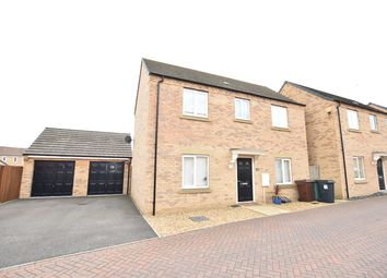 Thumbnail 3 bed detached house for sale in Roma Road, Peterborough