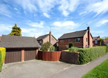 Thumbnail 4 bed detached house for sale in Burns Close, Horsham