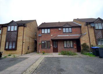 Thumbnail 2 bedroom semi-detached house to rent in Baronson Gardens, Abington, Northampton