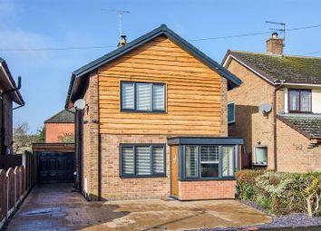 Thumbnail 3 bed detached house for sale in Sandiway, Barton Under Needwood, Burton-On-Trent