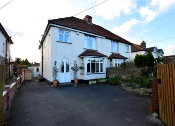 Thumbnail 4 bed semi-detached house for sale in Ham Green, Pill, Bristol