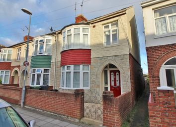 Thumbnail 4 bed end terrace house for sale in Devon Road, Portsmouth