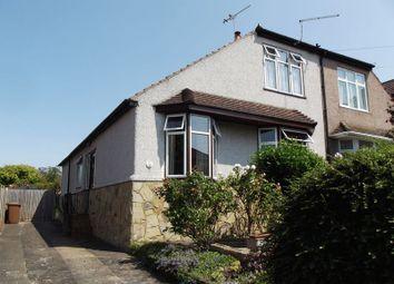 Thumbnail 3 bed semi-detached house for sale in Raeburn Avenue, Dartford