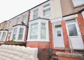 Thumbnail 4 bedroom terraced house for sale in Queensland Avenue, Coventry