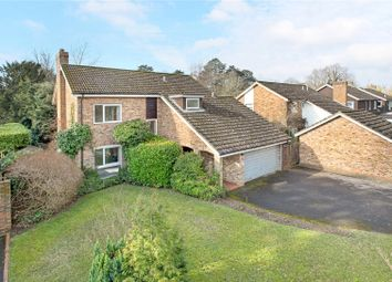 Thumbnail 4 bed detached house for sale in Woodmancourt, Off Mark Way, Godalming, Surrey