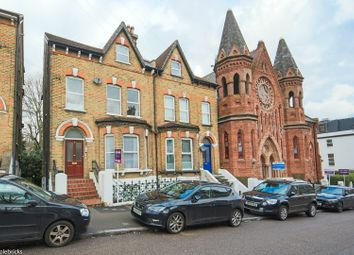 Thumbnail 1 bed flat for sale in 8 Waldegrave Road, Crystal Palace