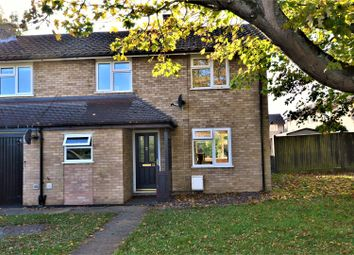 Thumbnail 2 bed semi-detached house for sale in Lawrence Road, Wittering, Peterborough