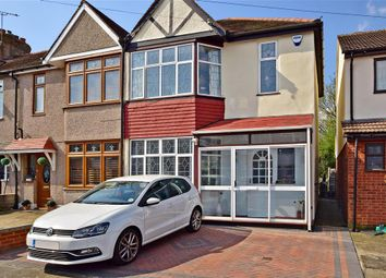 3 bed end terrace house for sale in Trelawney Road, Hainault, Ilford, Essex IG6