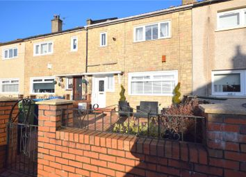 Thumbnail 3 bed terraced house for sale in Dosk Avenue, Yoker, Glasgow