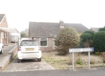 Thumbnail 2 bed bungalow to rent in Conway Road, Cannington, Bridgwater