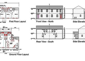 Thumbnail Land for sale in Lower Bridge Street, Griffithstown, Pontypool