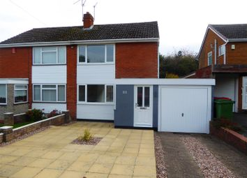 Thumbnail 3 bedroom semi-detached house for sale in Linden Avenue, Wellington, Telford