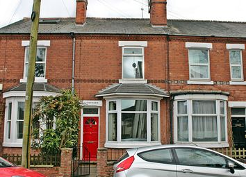 Thumbnail 3 bed terraced house for sale in Warwick Street, Earlsdon, Coventry