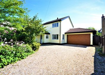 Thumbnail 4 bedroom detached house to rent in Hay Street, Steeple Morden, Royston