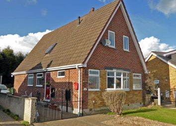 Thumbnail 4 bed detached house for sale in Harlington Road, Mexborough
