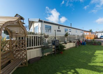 Thumbnail 2 bed mobile/park home for sale in Way Hill, Minster, Ramsgate