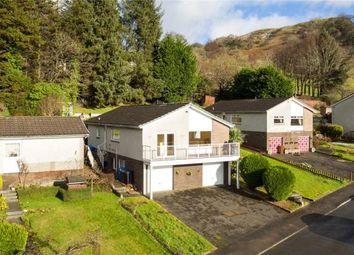 Thumbnail 4 bed detached house for sale in Milton Court, Milton, Dumbarton, West Dunbartonshire