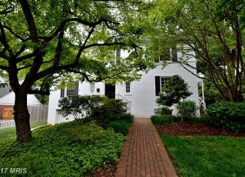 Thumbnail 3 bed property for sale in 5618 Wood Way, Bethesda, MD, 20816