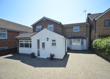 Thumbnail 4 bed detached house for sale in St. Marys Road, Kettering