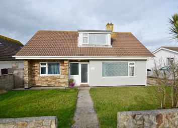 Thumbnail 4 bedroom detached bungalow to rent in Atlantic Way, Porthtowan, Truro