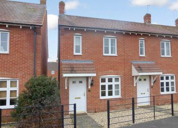 Thumbnail 2 bed end terrace house to rent in Voyager Drive, Swindon, Wiltshire