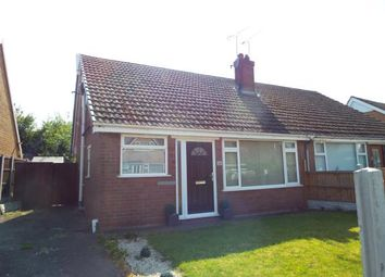 Thumbnail 2 bed bungalow for sale in Parkfield Road, Broughton, Chester, Flintshire