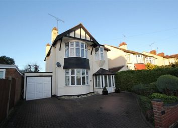 Thumbnail 3 bed detached house for sale in Bonchurch Avenue, Leigh-On-Sea, Essex