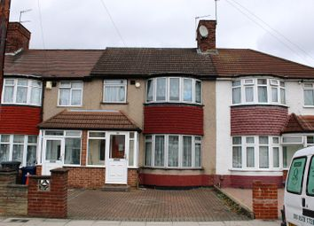 Thumbnail 3 bed terraced house for sale in Fraser Road, Greenford