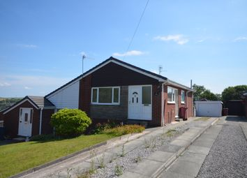 Thumbnail 2 bed semi-detached bungalow for sale in Openshaw Drive, Blackburn