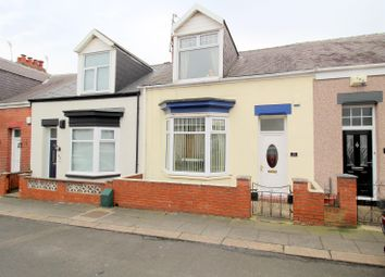 Thumbnail 2 bed cottage for sale in Hawarden Crescent, Sunderland