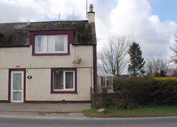 Thumbnail 3 bed semi-detached house for sale in Crossmichael, Castle Douglas