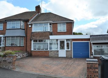 Thumbnail 3 bed semi-detached house for sale in Cedar Avenue, Coseley