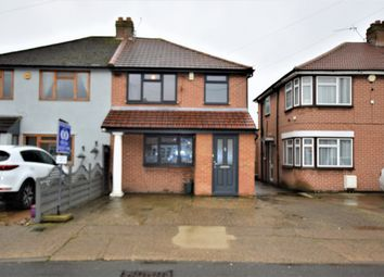 Thumbnail 3 bed semi-detached house for sale in Marvell Avenue, Hayes